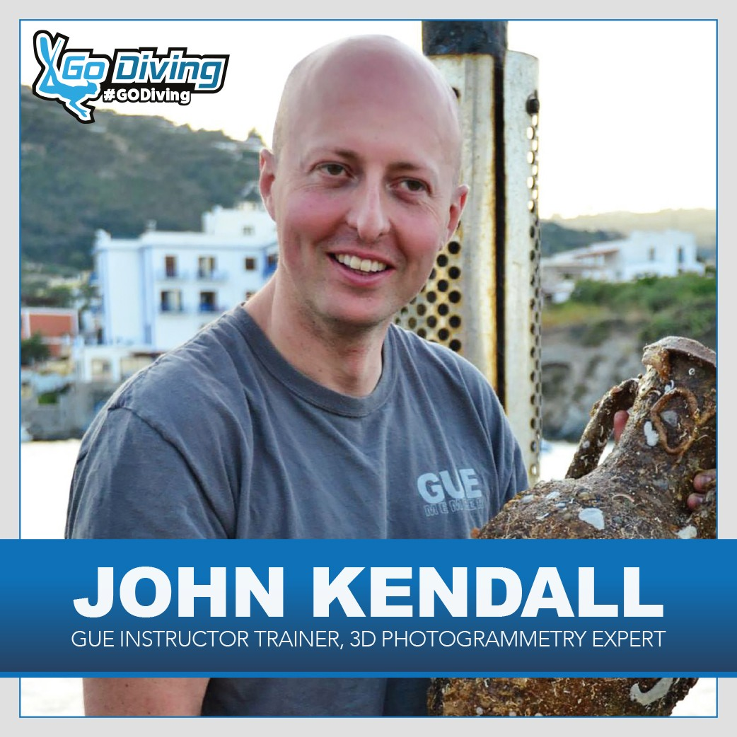 GO Diving Speaker Profile: John Kendall