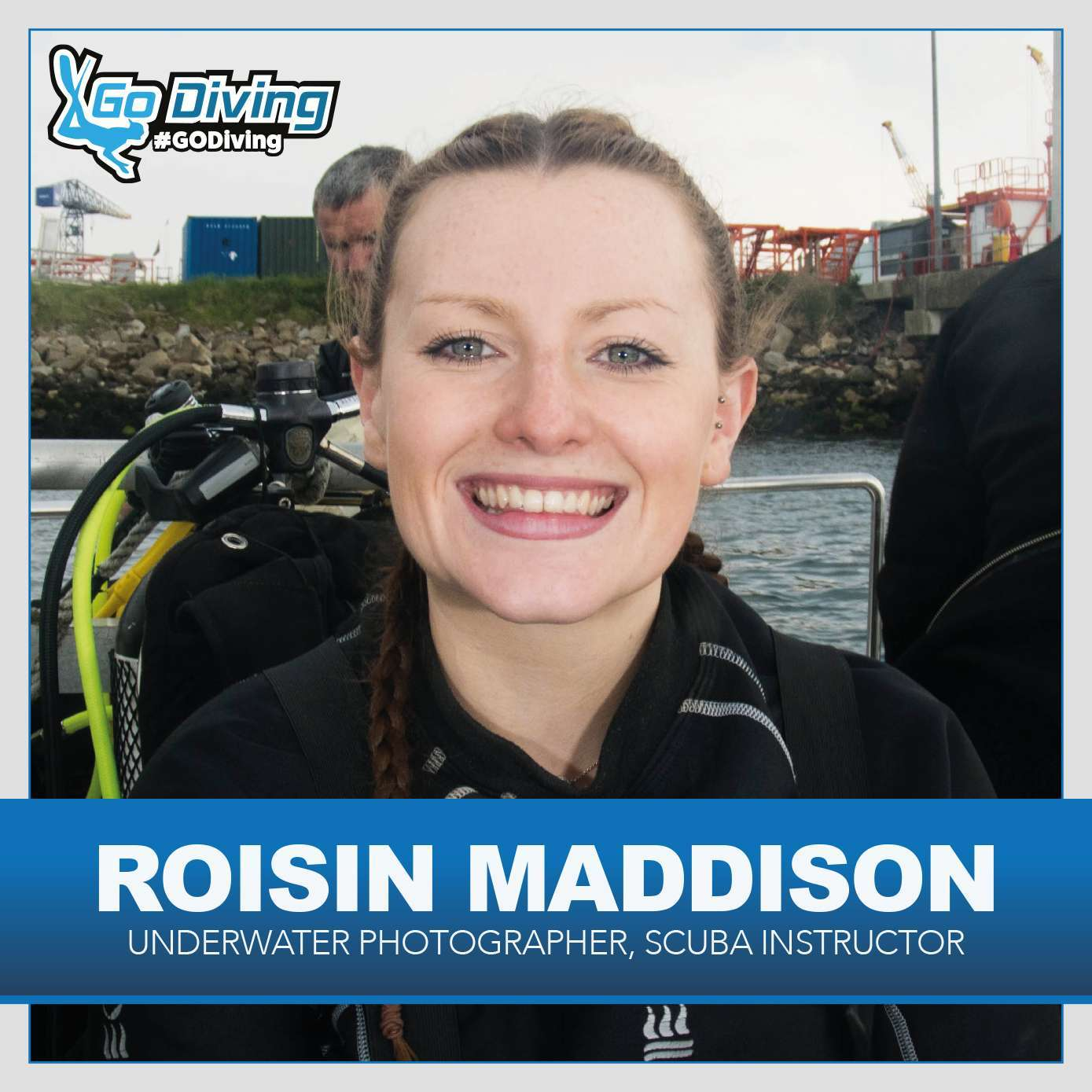 GO Diving Speaker Profile: Roisin Maddison 1