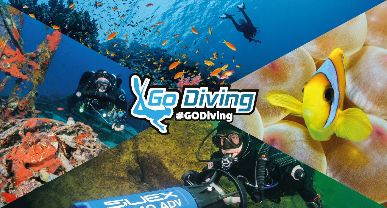 GO Diving | Dive Show Exhibition | #GODiving 8