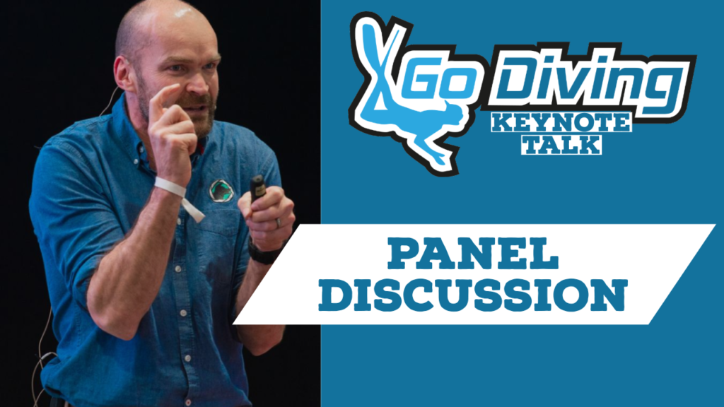 Go Diving Show Panel Discussion 1