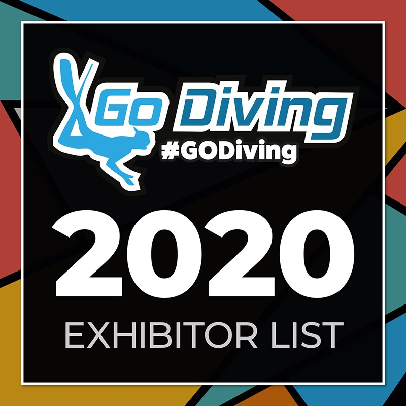 GO Diving | Dive Show Exhibition | #GODiving 10
