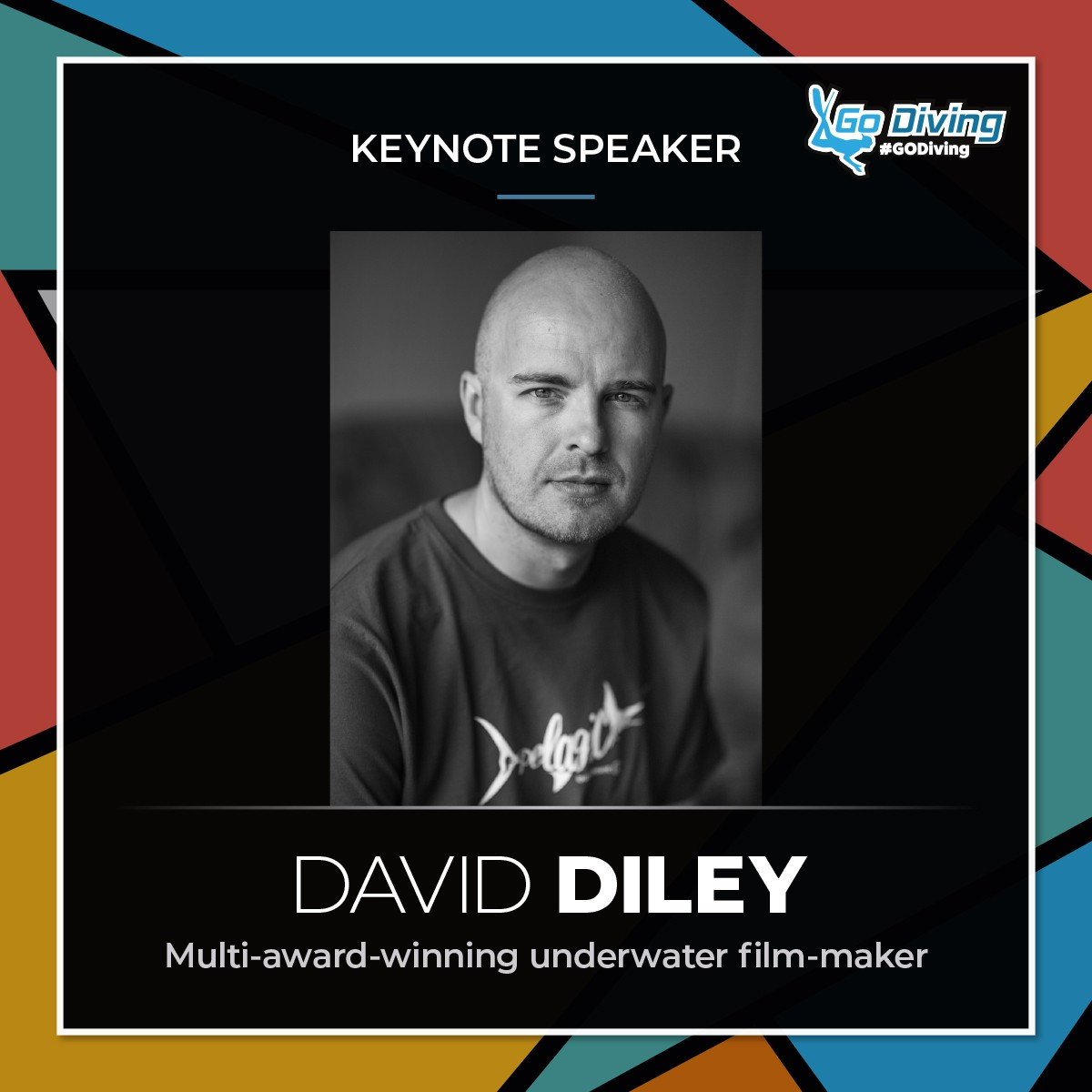 GO Diving Show Speaker Profile - David Diley 1