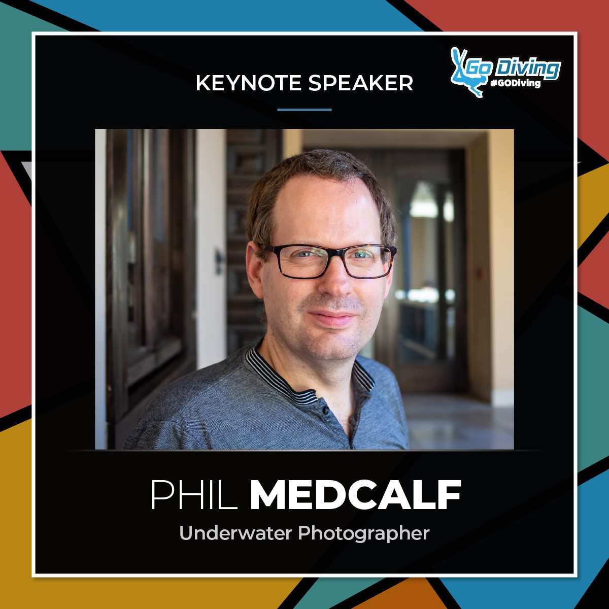 GO Diving Show Speaker Profile - Phil Medcalf / Anne Medcalf 10